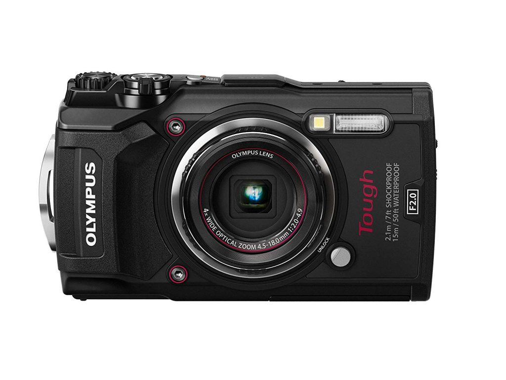 Olympus TG-5 Tough